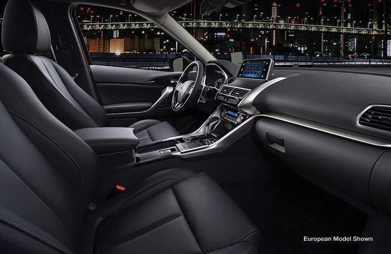 2018 Mitsubishi Eclipse Cross interior front seating