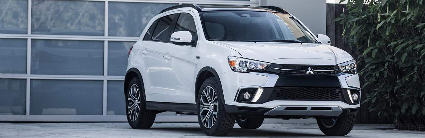 2018 Mitsubishi Outlander and Outlander Sport arrive at Continental Mitsubishi!