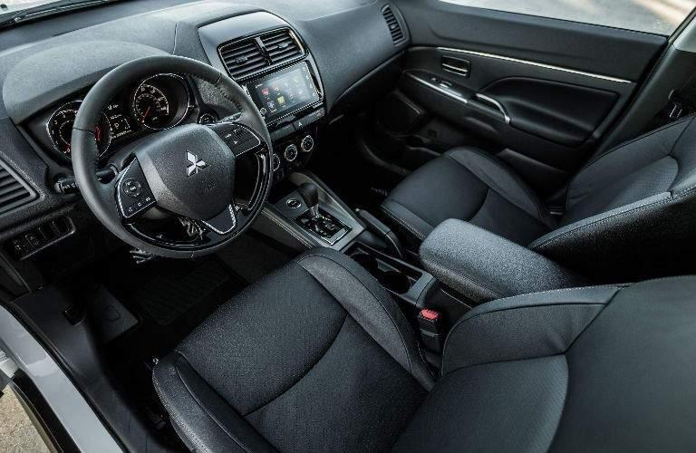 2018 Mitsubishi Outlander Sport interior front