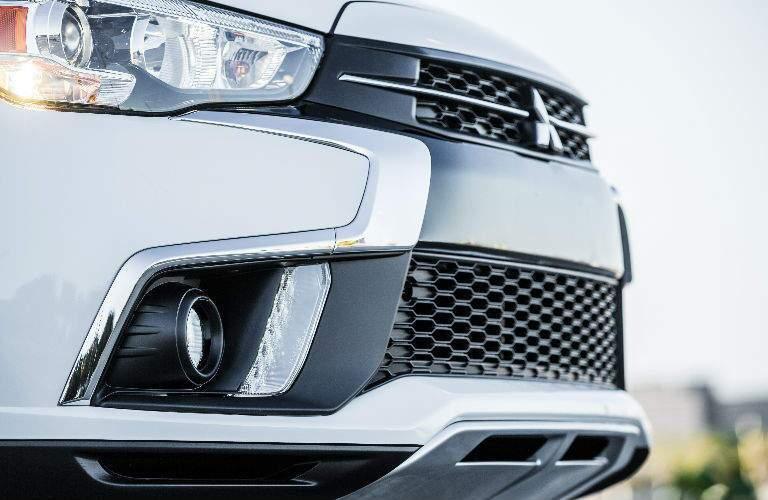 2018 Mitsubishi Outlander Sport exterior front grille