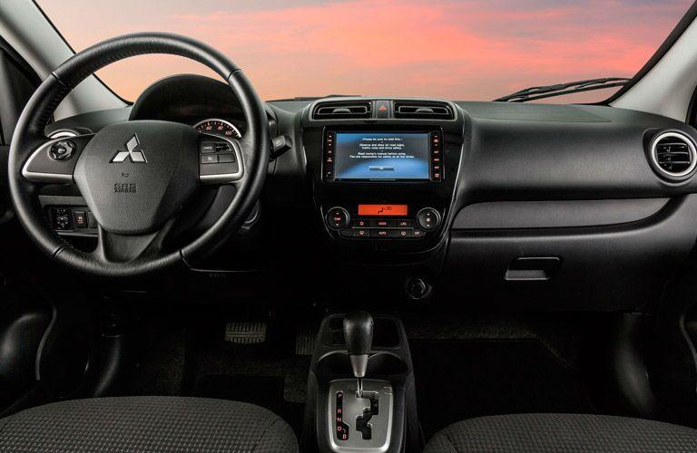 2015 Mitsubishi Mirage vs. 2015 Mitsubishi Mirage ES