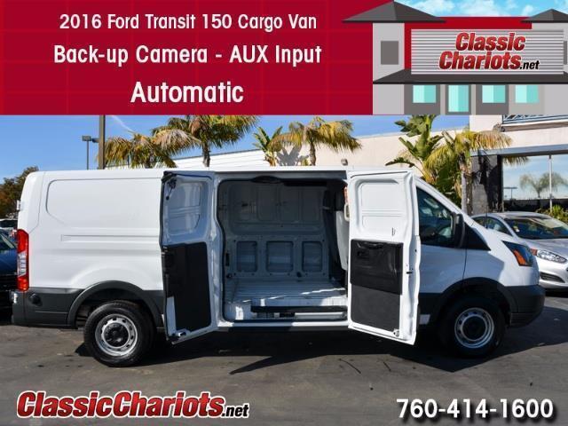 Used 2016 Ford Transit 150 Cargo Van for Sale in Oceanside
