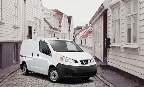 2015 Nissan NV Cargo Van