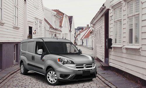 2015 RAM Promaster City Minivan