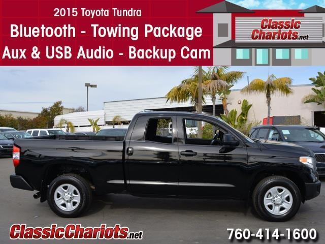Used 2015 Toyota Tundra Double Cab for Sale in San Diego