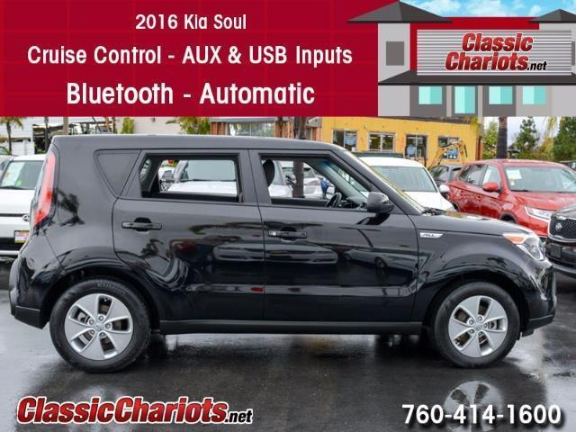 Used 2016 Kia Soul for Sale in San Diego