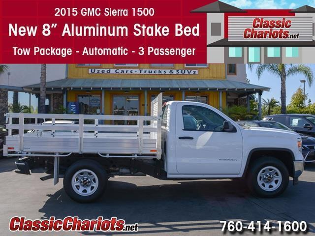 Used 2015 GMC Sierra 1500 for Sale in Escondido