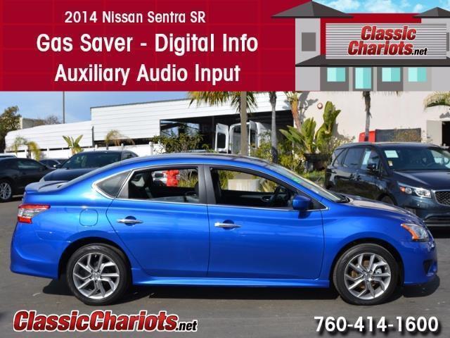 Used 2014 Nissan Sentra SR for Sale in Vista