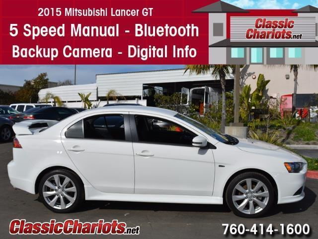Used 2015 Mitsubishi Lancer GT for Sale in San Diego