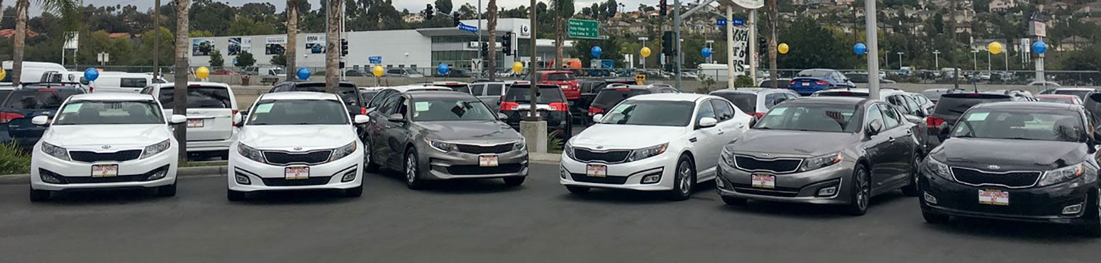 Used KIA Optima for Sale in San Diego