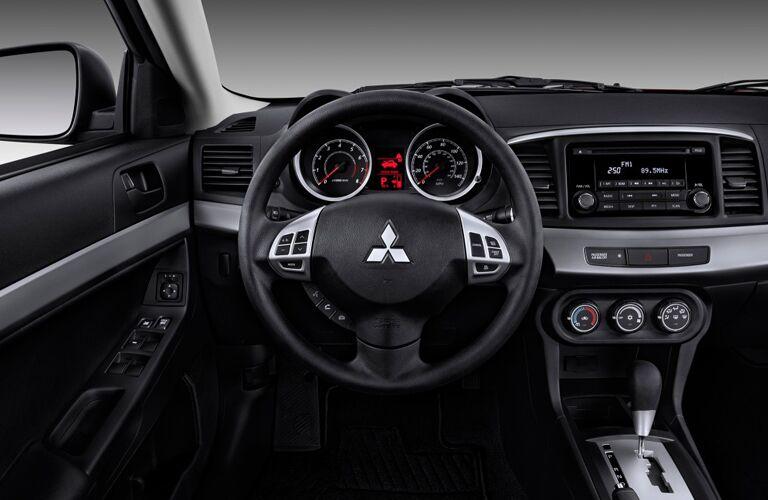 2015 Mitsubishi Lancer Interior