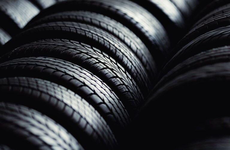 Get reliable new tires near Vista CA at Classic Chariots.