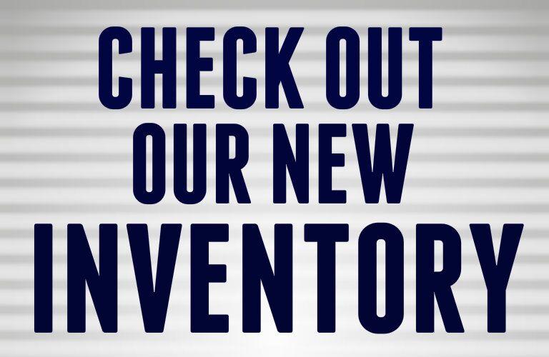 2016 Inventory Kenosha Racine WI