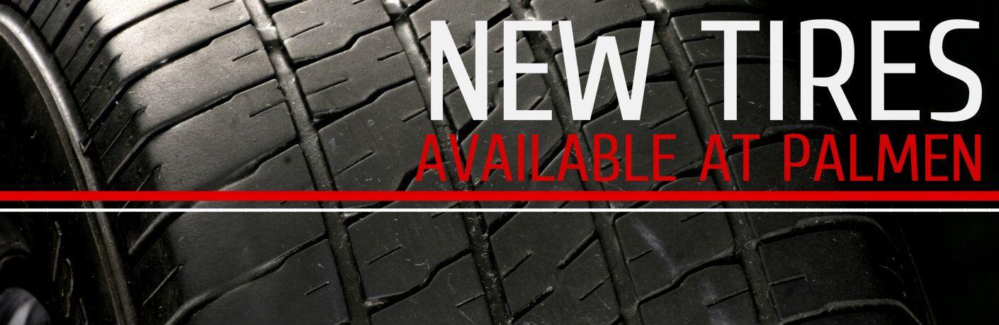 Affordable New Tires Kenosha Racine WI