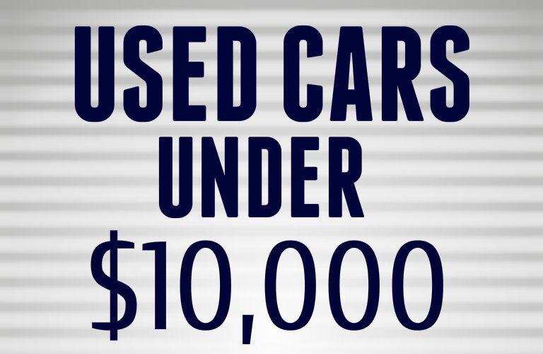 cheap used cars Kenosha Racine WI