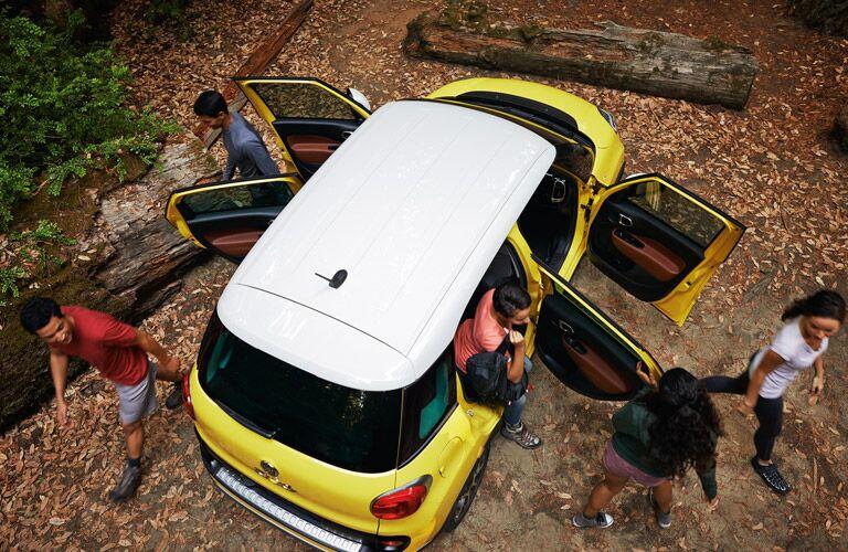 2017 Fiat 500L Four Door Hatch