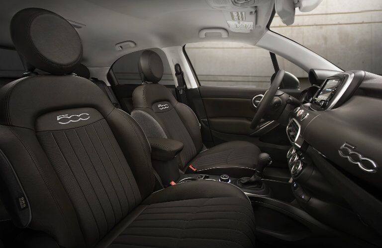2017 Fiat 500X Interior Color Options