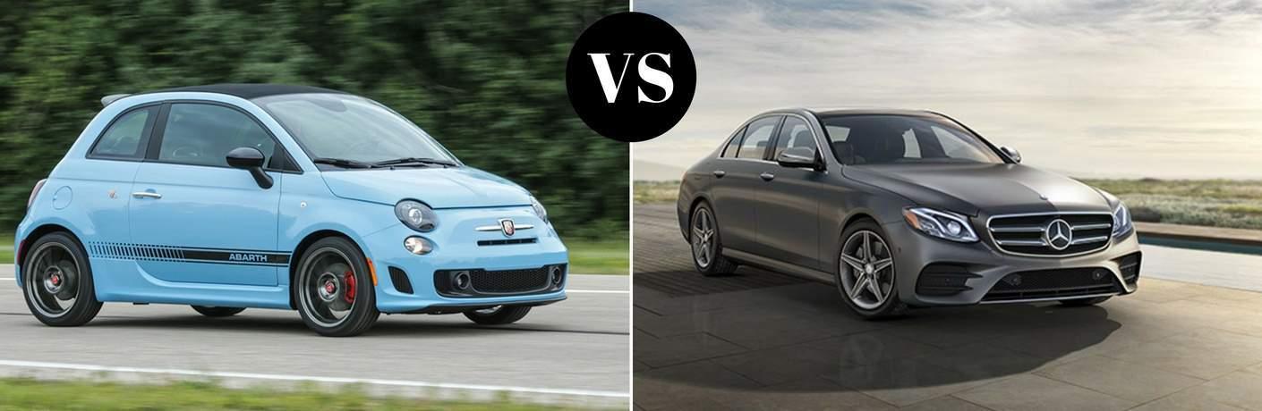 Fiat vs Mercedes-Benz