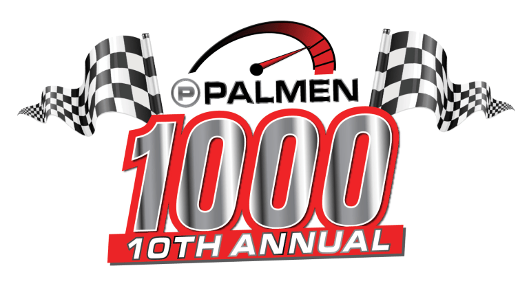 10th Annual Palmen 1000 Sales Event Logo