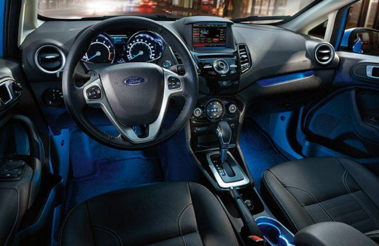 2016 Ford Fiesta Steering WHeel