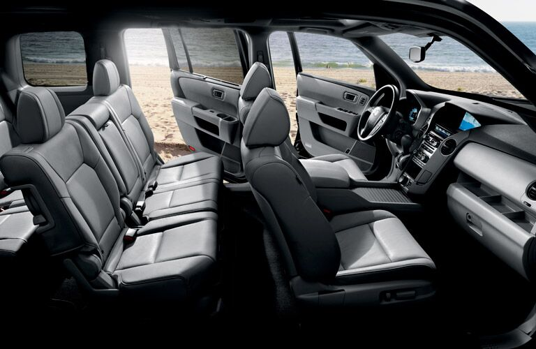 2016 Honda Pilot Seating Capacity