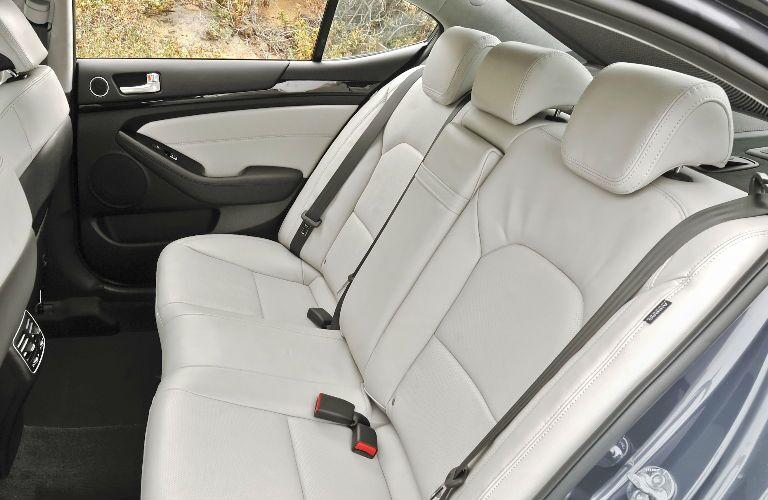 2015 Kia Cadenza Rear Seat Bench