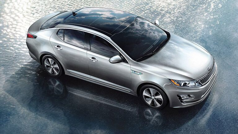 2015 Kia Optima Hybrid Milwaukee Gurnee IL