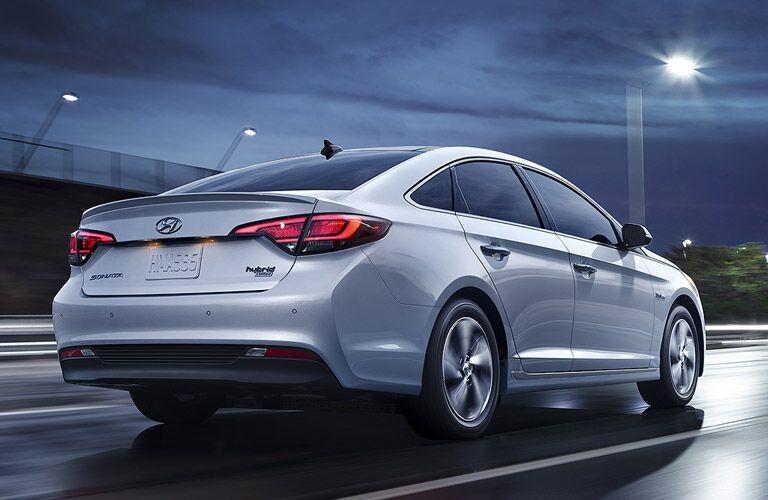 2016 Hyundai Sonata Taillights
