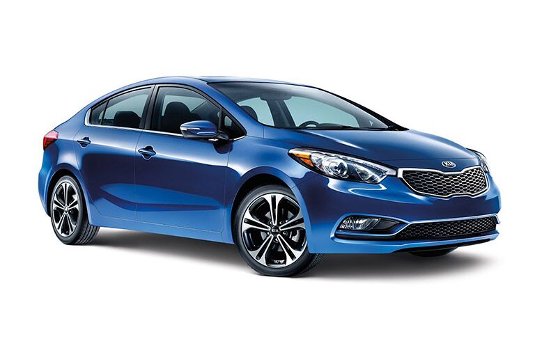 2016 Kia Forte blue exterior paint options