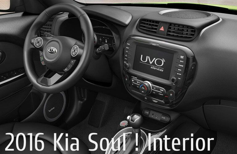 2016 Kia Soul ! Leather