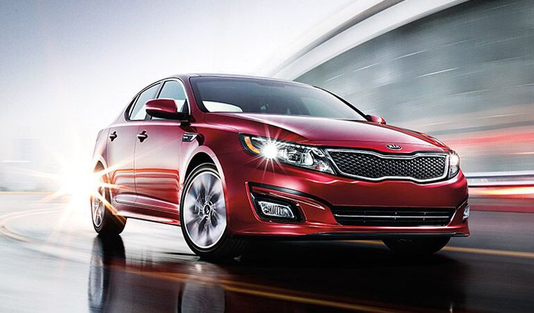 Used Kia Optima Kenosha WI