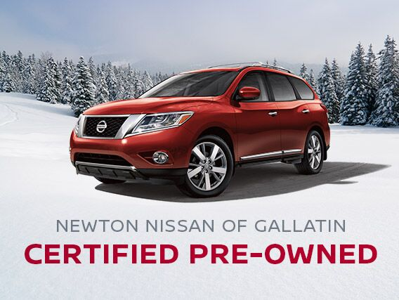 Newton Nissan of Gallatin - Certified Pre-Owned