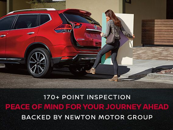 Newton Nissan of Gallatin - Peace of mind for your journey ahead