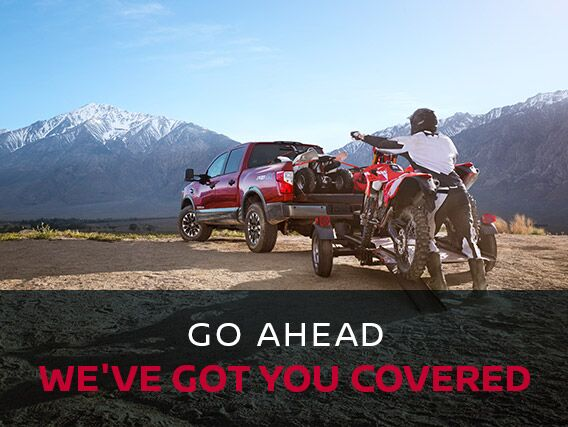 Newton Nissan of Gallatin - Go ahead we've got you covered