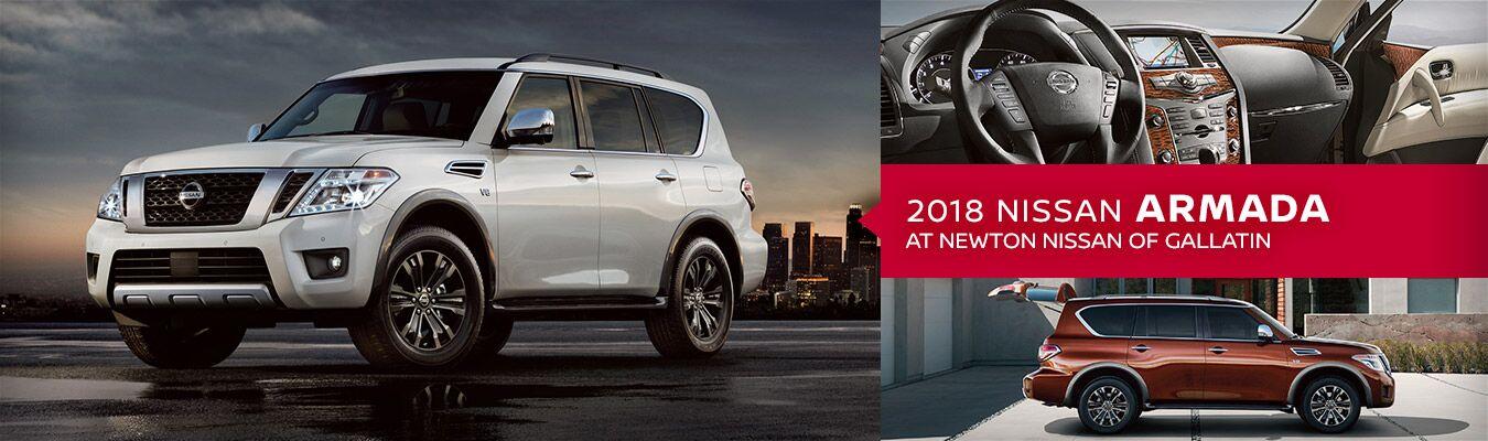 2018 Nissan Armada - Gallatin, TN