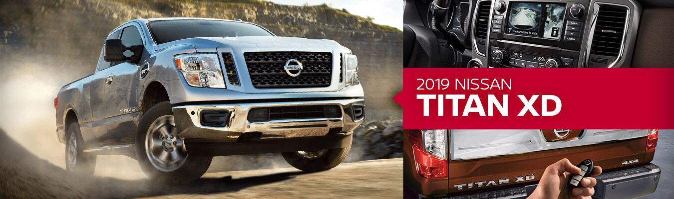 2019 Nissan Titan XD Vehicle Spotlight   Gallatin, TN