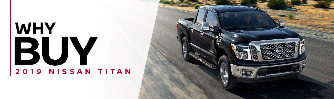 Why Buy: 2019 Nissan Titan - Gallatin, TN
