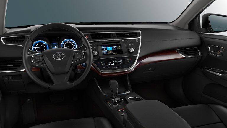 2015 Toyota Avalon interior features