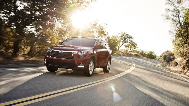 what's the toyota highlander mpg?
