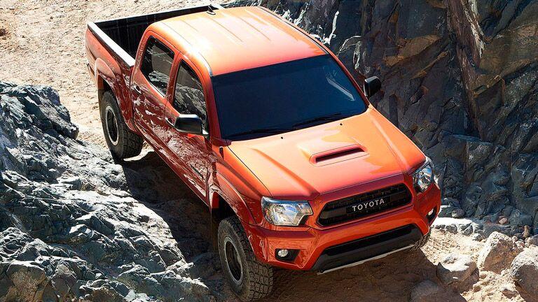 Toyota Tacoma off road options