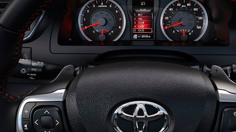 2015 Toyota Camry technology