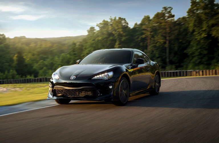 2019 Toyota 86 TRD Special Edition Exterior Driver Side Front Angle
