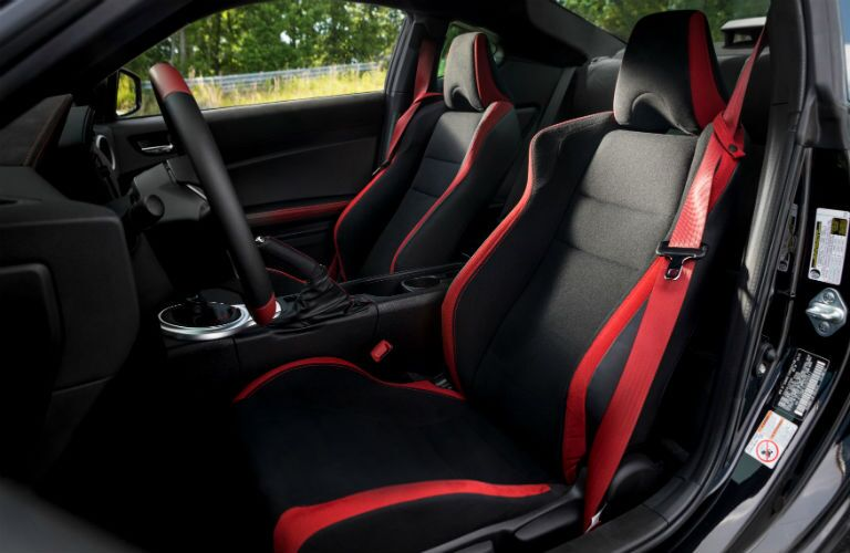 2019 Toyota 86 TRD Special Edition Interior Cabin Front Seating & Dashboard