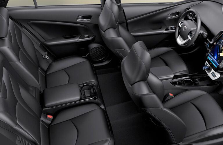 2019 Toyota Prius Prime Interior Cabin Seating