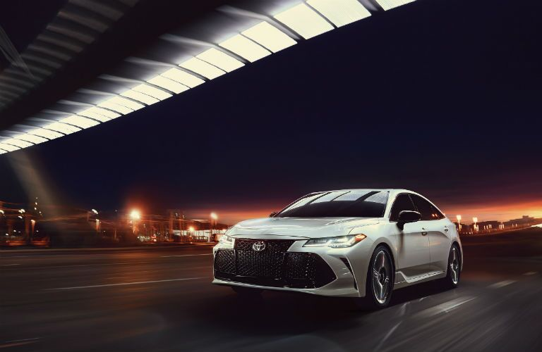 2020 Toyota Avalon Exterior Driver Side Front Angle