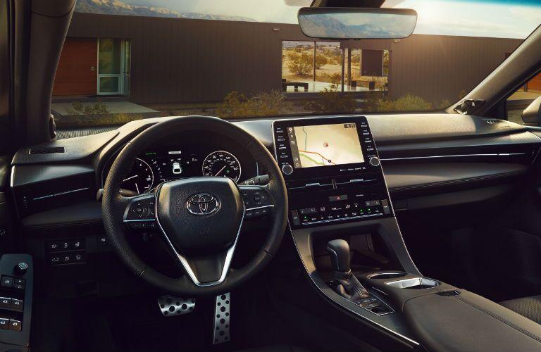 2020 Toyota Avalon Interior Cabin Dashboard