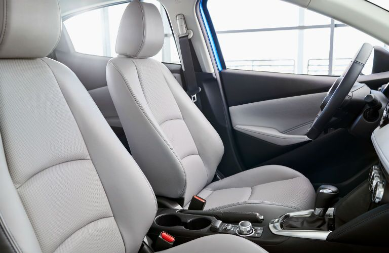 2020 Toyota Yaris Hatchback Interior Cabin Front Seating