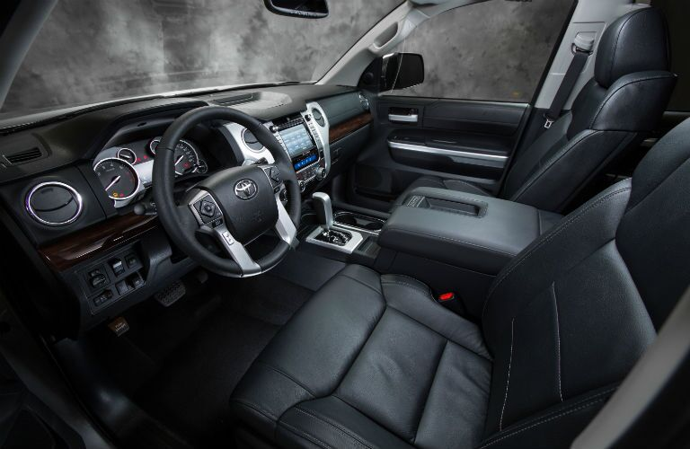 New power seats for 2017 Tundra limited trim