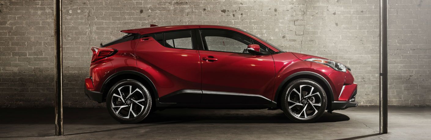 2018 Toyota C-HR coming to Moline, IL