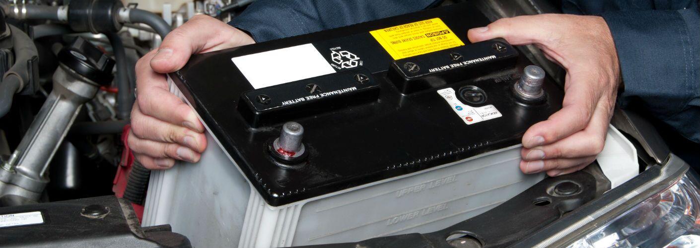 Toyota Battery Service in Moline, IL